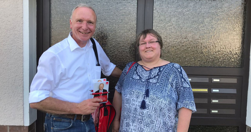 Cornelia Ott und Bernd Westphal