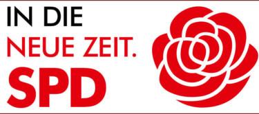 Mit uns in die neue Zeit - SPD