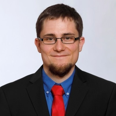 Gerald Ludewig im Kreis von SPD-Mitgliedern